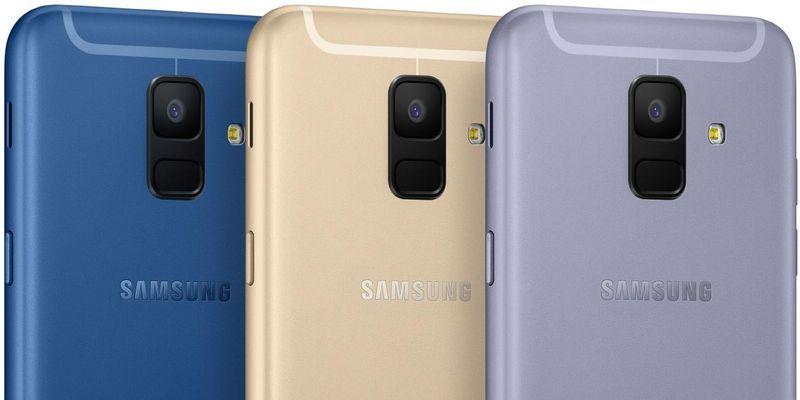 Galaxy A6 und A6+: Samsung zeigt neue Smartphones.