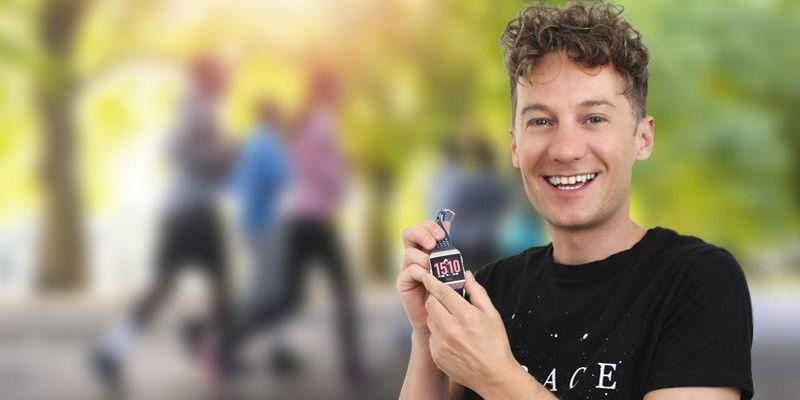 """Der Ausprobierer testet die """"Fitbit Ionic adidas edition""""."""