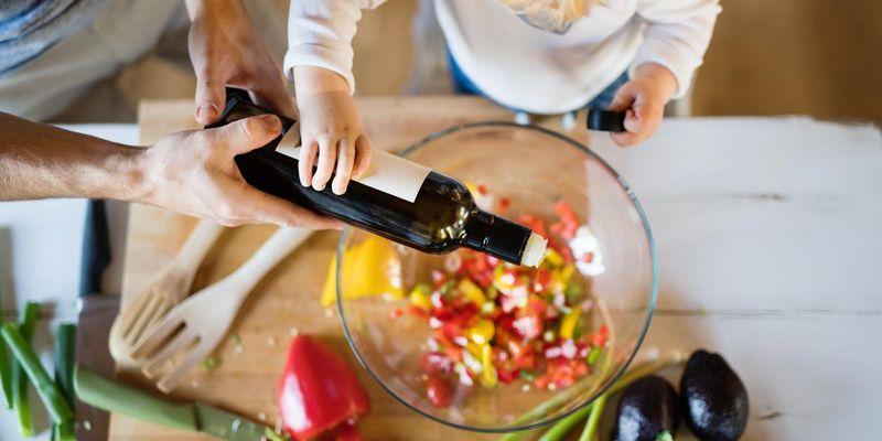 Salat muss nicht immer nur aus Gemüse bestehen.