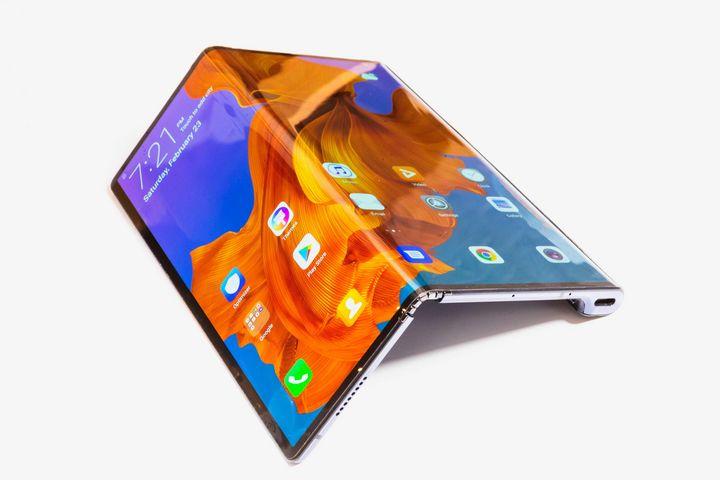 Sind faltbare Smartphones die Zukunft?