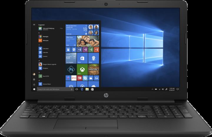 """Das """"HP 15-DB1904ng""""-Notebook ist ein zuverlässiger Begleiter."""