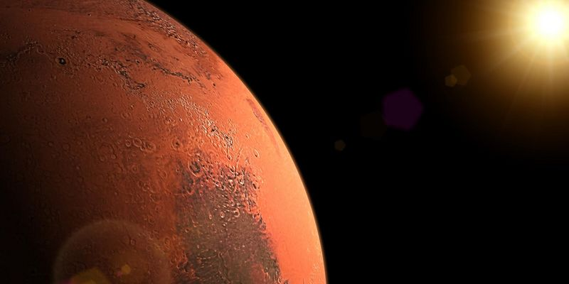 Mars Trek: Google Earth für den Mars