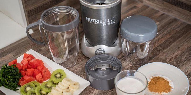 NutriBullet 600 Series: Smoothie-Maker mit Power