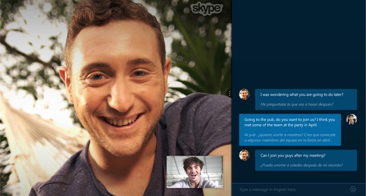 "So funktioniert der ""Skype Translator""."