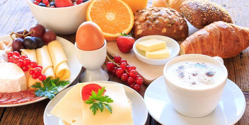 Inspirationen fürs Frühstück.