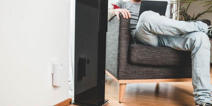 Schnelles Internet im ganzen Haus.