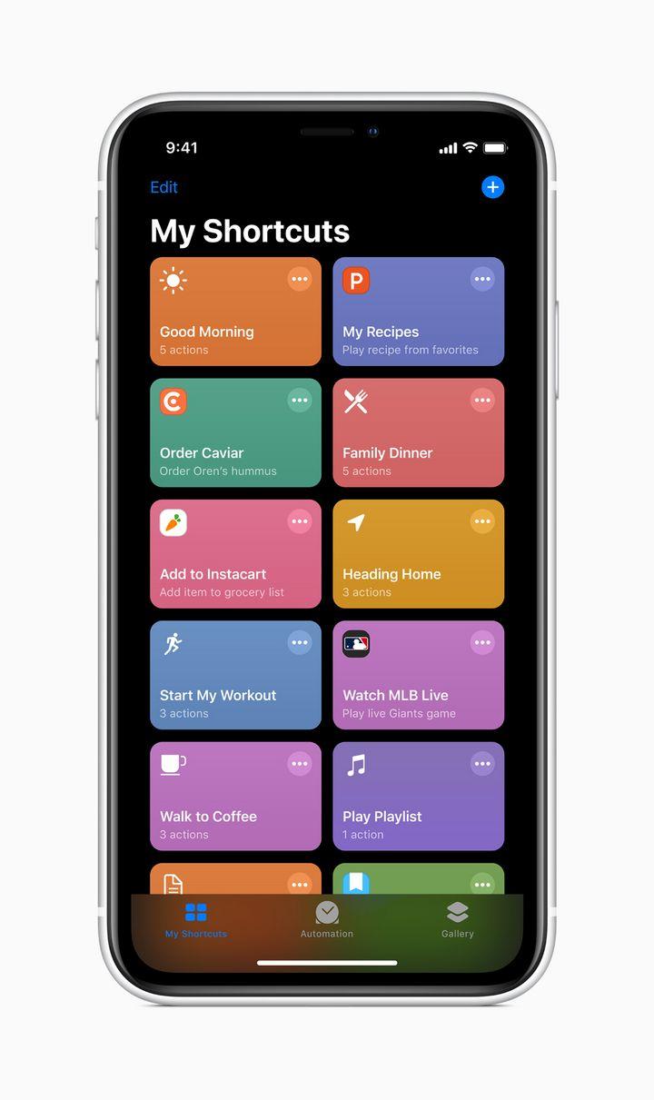 Die wichtigsten Neuerungen von iOS 13