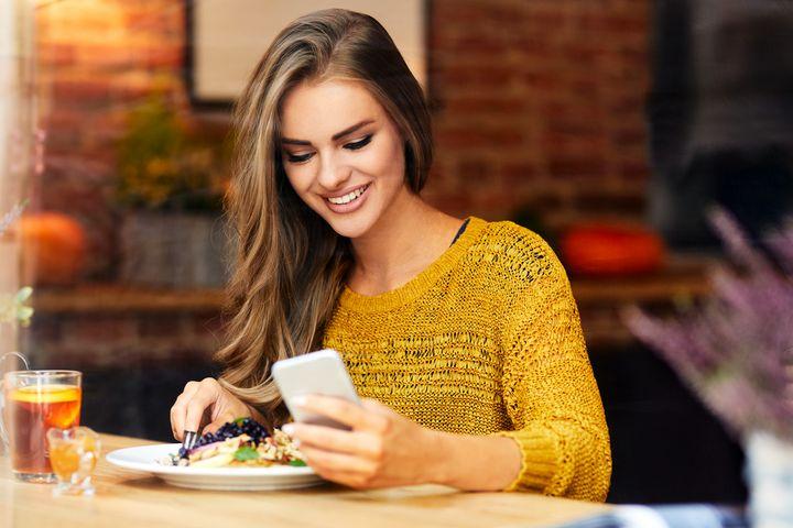 Fitness-Apps zeigen am Dashboard Ernährungsgewohnheiten auf einen Blick.