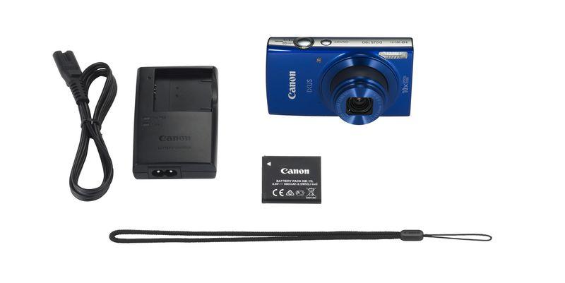 Drei neue Canon Kompaktkameras