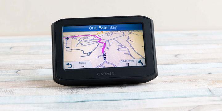 Das Navigationssystem führt Sie auf Wunsch auch auf abenteuerliche Strecken.