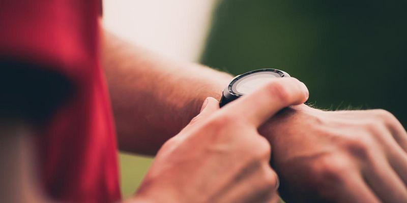 Herzfrequenzmessung mit dem Wearable