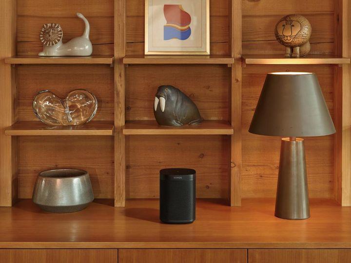 Sonos One SL ist auch für Badezimmer geeignet.