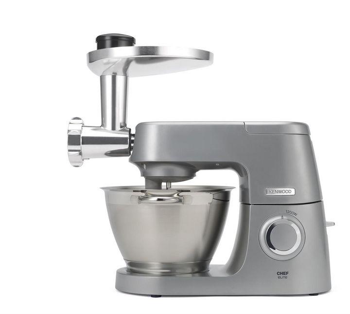 Mit der Kenwood Küchenmaschine kann man Weißwürste selbst machen.