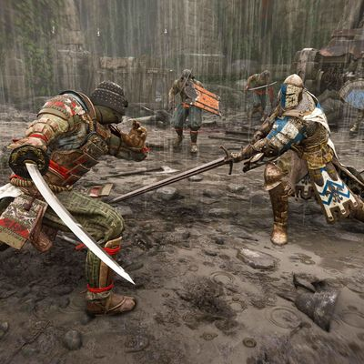 "Epische Mittelalter-Schlachten in ""For Honor"""