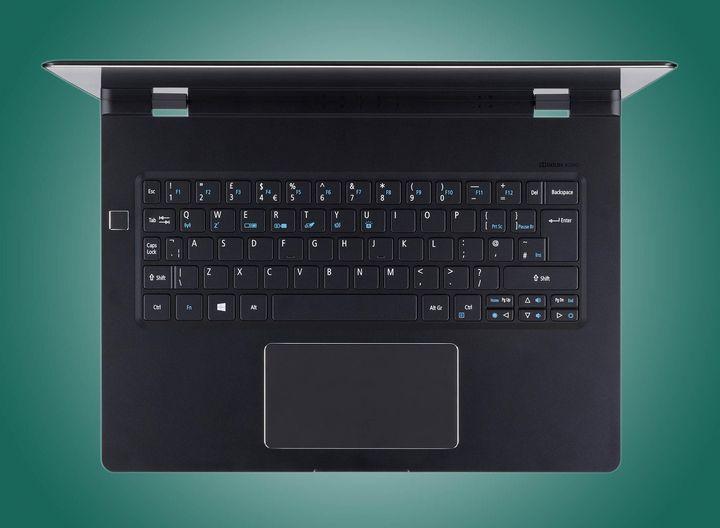 Auf der CES in Las Vegas präsentiert Acer mit dem Swift 7 ein ultradünnes Notebook.