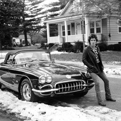 Die Rock-Ikone Bruce Springsteen.