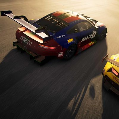 Racing-Spaß für alle.