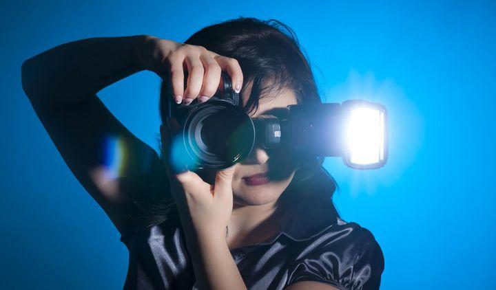 Dabei besteht nur ein Aufgabenbereich des Blitzes darin, ein zu  dunkles Foto aufzuhellen.