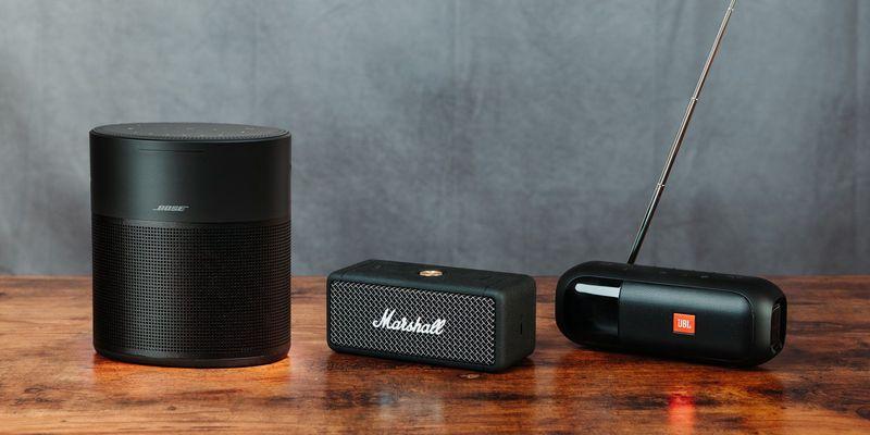 3 Bluetooth-Speaker im Vergleich.