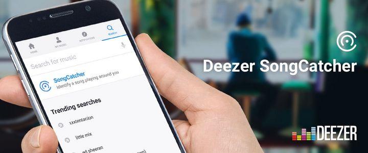 Der SongCatcher ist aktuell auf Android-Geräten verfügbar.
