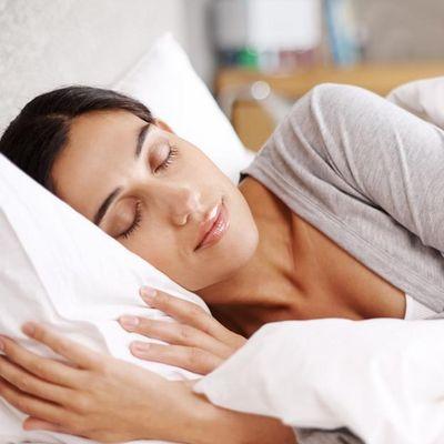 Ultimativer Einschlaf-Trick: richtig atmen!