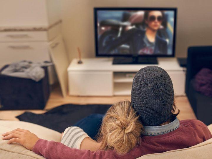 Ein Filmabend kann die Stimmung heben