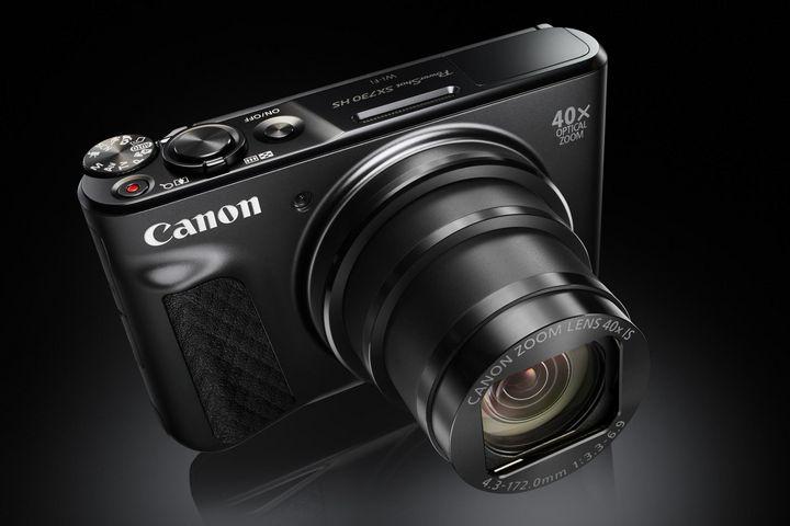 Die ideale Kompaktkamera für soziale Netzwerke: Die Canon Powershot SX730 HS.