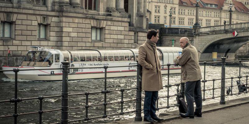 """Counterpart"" – Staffel 1"