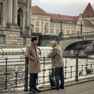"""Counterpart"" – Staffel 1"