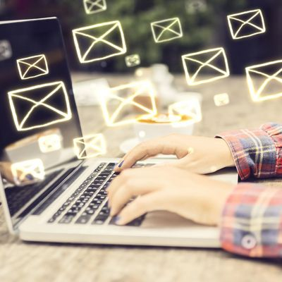 E-Mails im Überfluss