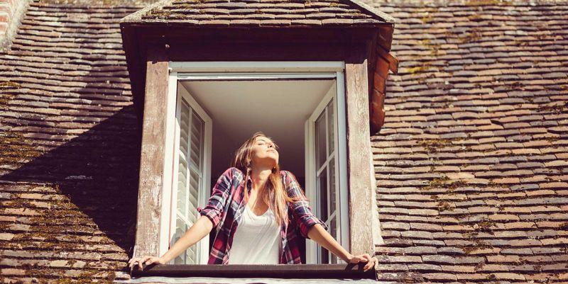 Mit diesen Tipps sorgen Sie auch im Winter für frische Luft in Eigenheim