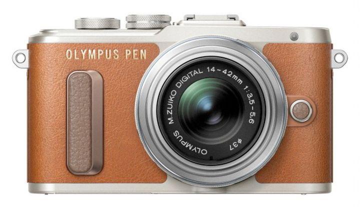 Mit Olympus PEN-Kameras ist man dabei.