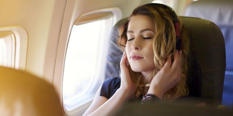 Noise Cancelling blendet Umgebungslärm aus