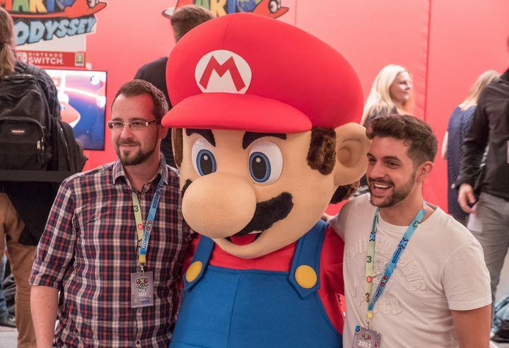 70 Aussteller sind auf der Spielemesse vertreten und zeigen ihre Highlights.