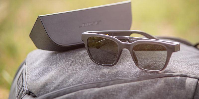 "Die Bose ""Frames"" im Detailblick."