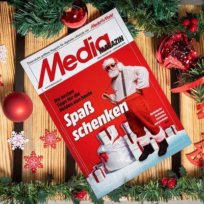 Das Mediamagazin im Dezember 2019