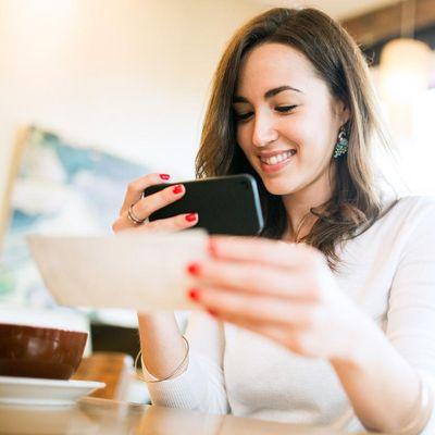Scanner-Apps sind praktische Tools fürs mobile Büro.