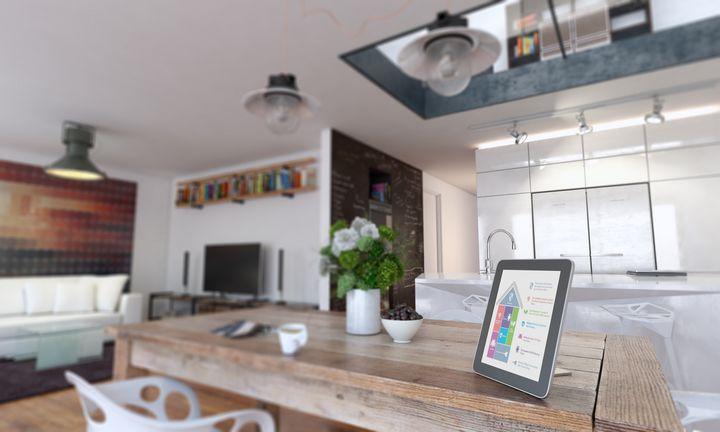 Denken Sie an die Zukunft Ihres Smart Homes.