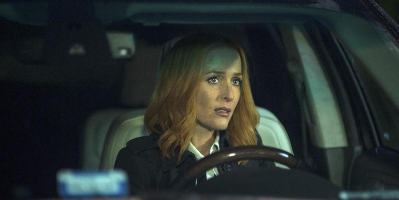 Scully ist zurück.