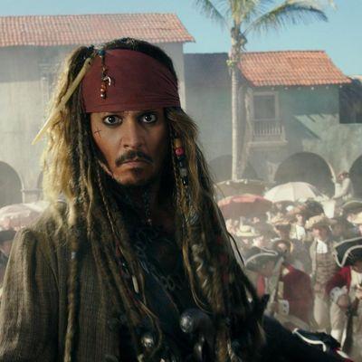 """Blick hinter die Kulissen von """"Pirates Of The Carribean: Salazars Rache""""."""
