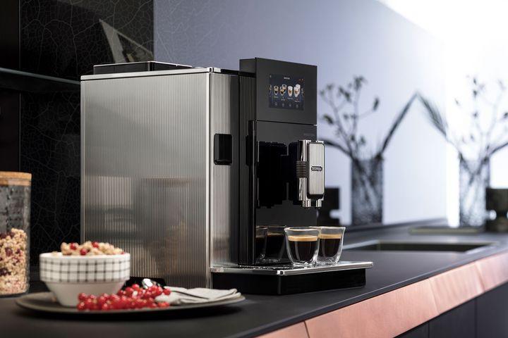 De'Longhi setzt auf hochklassigen Kaffee-Genuss.