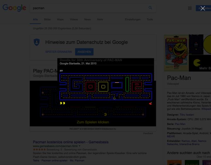 """Pac Man"""