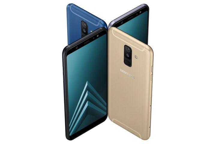 Bei den zwei neuen Modellen für die Galaxy A6-Reihe legt Samsung besonderen Wert auf das Thema Fotografie.