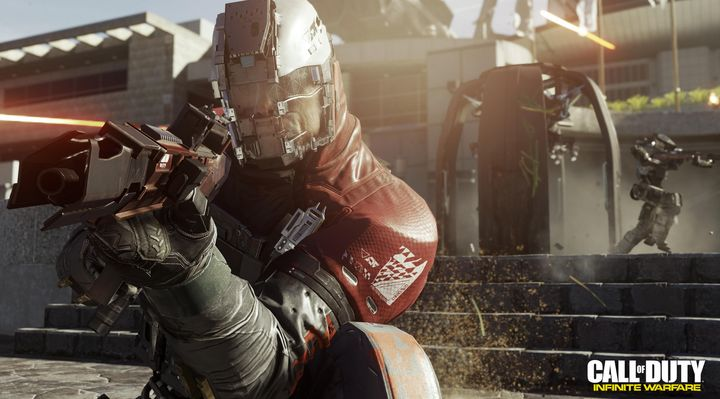 "In ""Call of Duty: Infinite Warfare"" finden die Missionen im All statt."