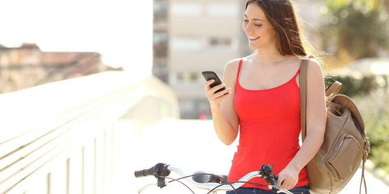 App-Tipps für Radfahrer.