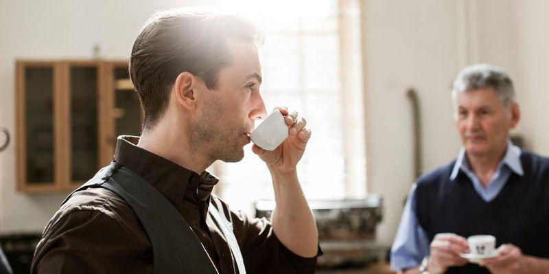 Dunkle Kaffeeröstungen sind bekömmlicher.