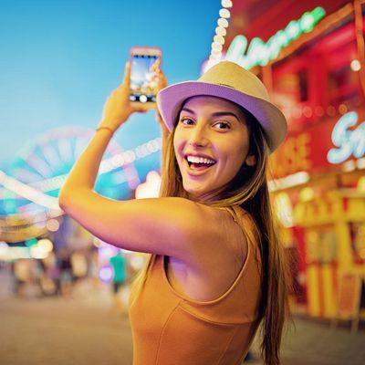 """Im """"Messenger"""" können jetzt 360 Grad-Fotos geteilt werden."""