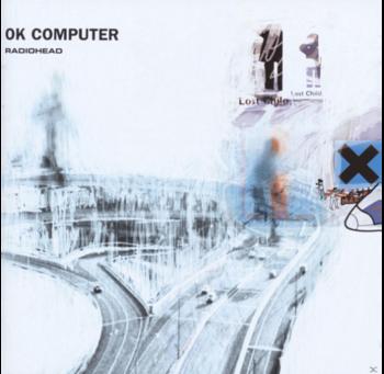 """""""OK Computer"""" von Radiohead."""