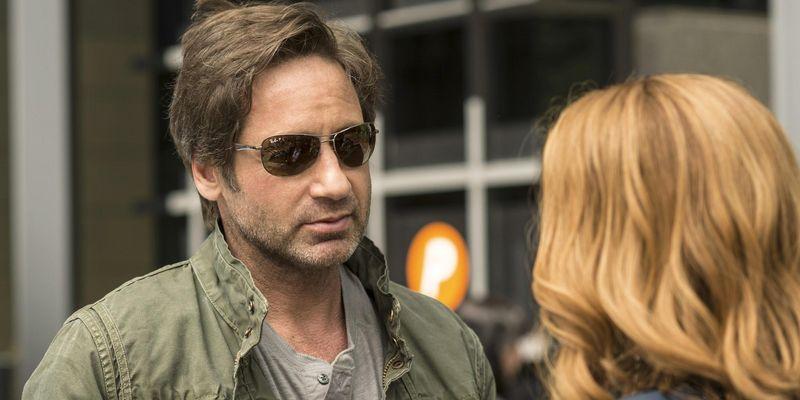 """""""Akte X"""": Mulder und Scully kehren für Staffel 11 zurück."""