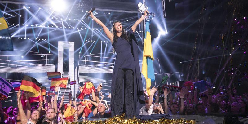 Ukraine gewinnt den Song Contest 2016